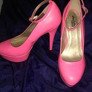 Charlotte Russe Shoes - Charlotte Russe stiletto heels.
